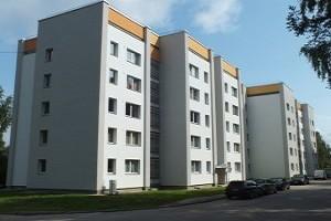 Pašvaldību ēku energoefektivitātes paaugstināšanu